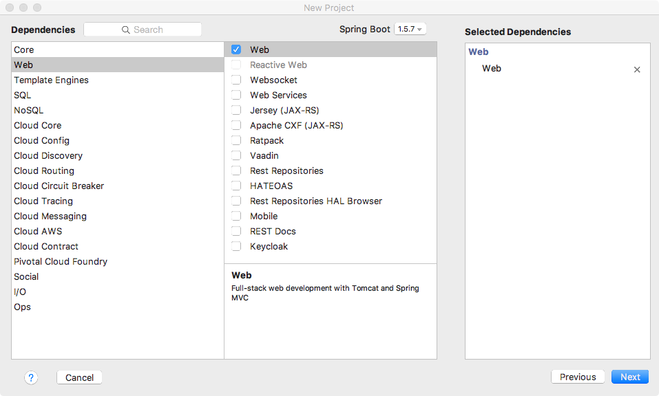 Spring Boot 2.0 的快速入门(图文教程)