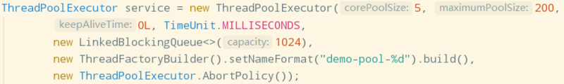 Java 线程池的认识和使用