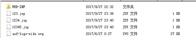 CVE-2017-12615漏洞复现