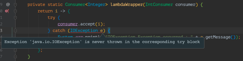 """【修炼内功】[Java8] Lambda表达式里的""""陷阱"""""""