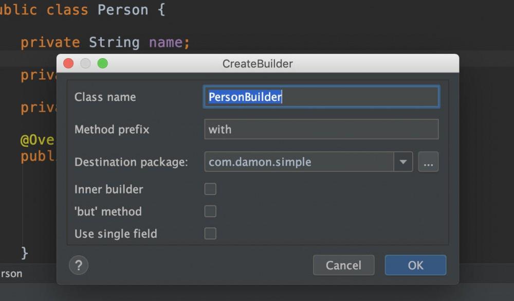 折腾Java设计模式之建造者模式
