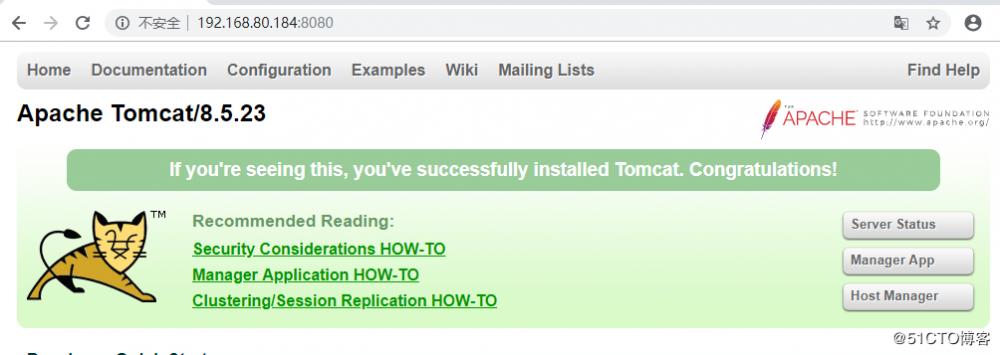 Centos7 tomcat部署及虚拟web主机