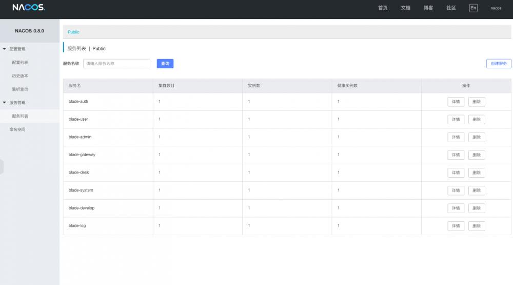 SpringBlade 2.2.1 发布,抽离封装代码生成模块