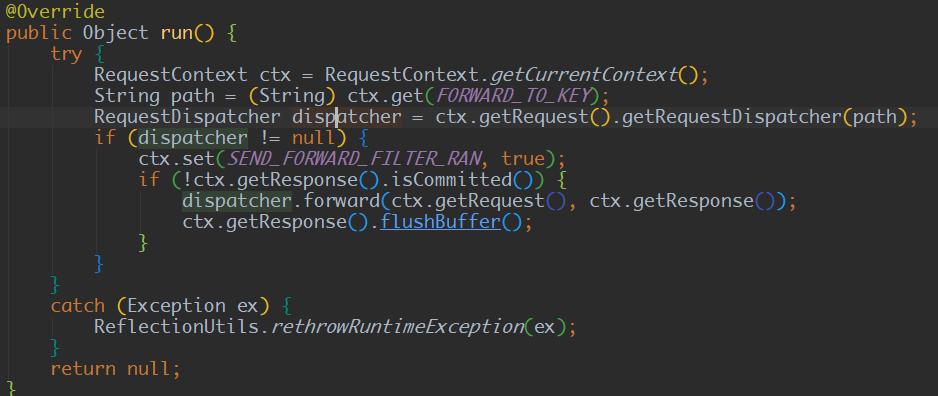 SpringCloud-Zuul(二):自定义Filter及内部路由源码解析