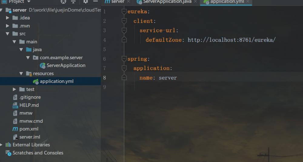 SpringCloud实战三:组件通信