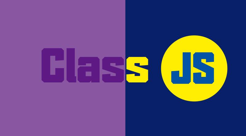 ES6中类与继承的理解(java对比记忆)