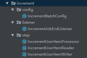 增量同步-spring batch(6)动态参数绑定与增量同步