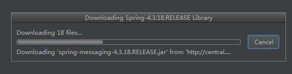 Spring入门(一):创建Spring项目