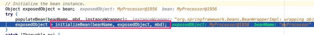 自定义BeanPostProcessor踩坑记