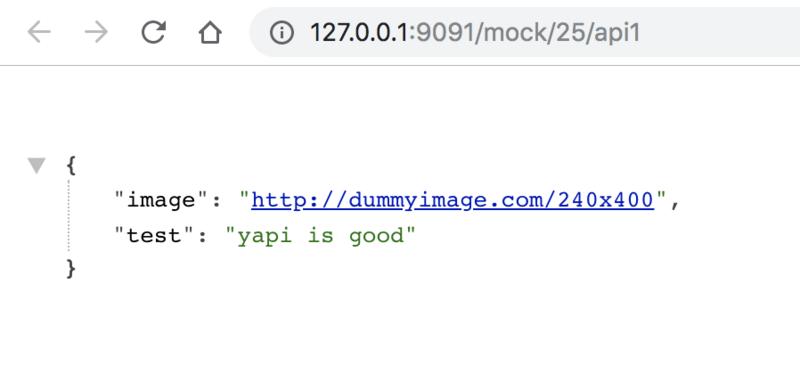 接口文档神器YApi