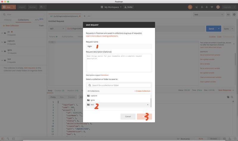 postman+newman+Jenkins之API全自动化测试(MAC)