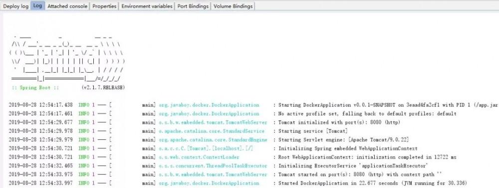 一键部署 Spring Boot 到远程 Docker 容器,就是这么秀!