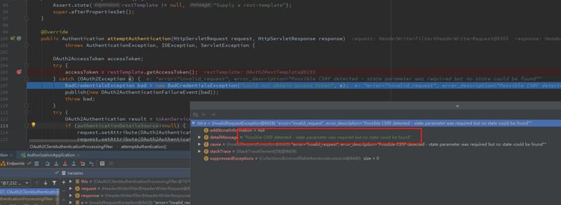 解决Spring Boot 从1.x升级到 2.x 后 单点登陆(SSO)问题