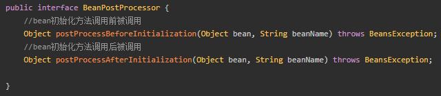 spring加载bean流程解析