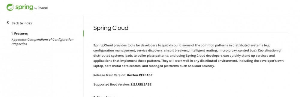 Spring Cloud Hoxton.RELEASE 版本发布!异步即未来