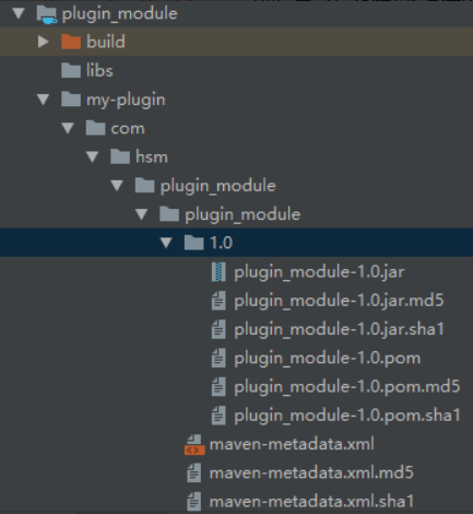 Gradle之自定义插件