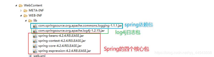 Spring框架学习总结(上)
