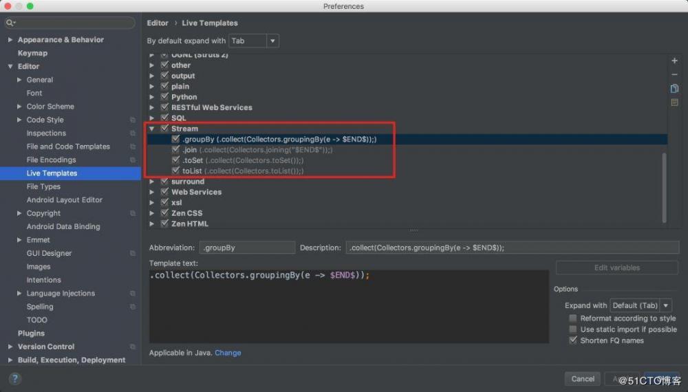 Java8 Stream不好用?如何通过 IntelliJ IDEA 提升撸码效率