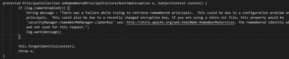 Shiro Oracle Padding Attack