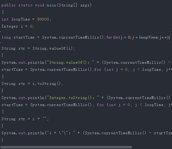 Java代码非常实用的小技巧