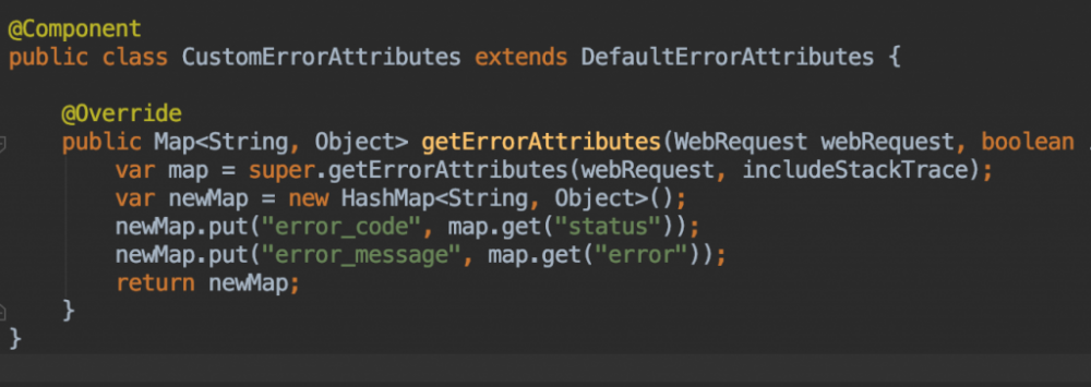 Spring Boot教程(25) – 状态码和错误码的一种最佳实践