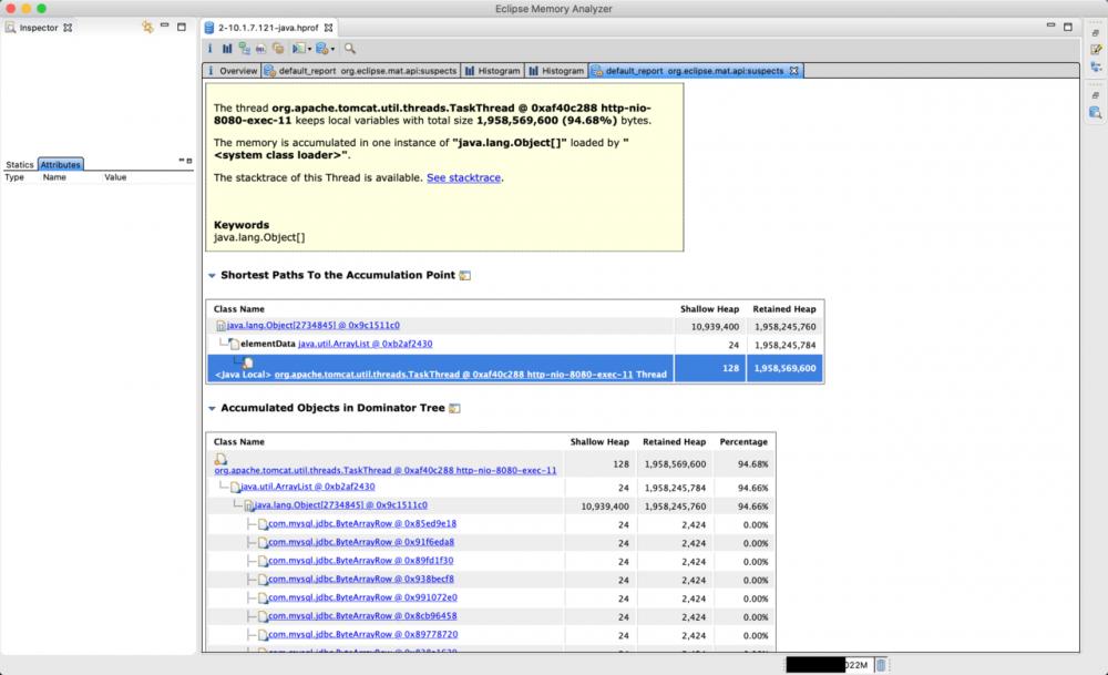 双十一压测&Java应用性能问题排查总结