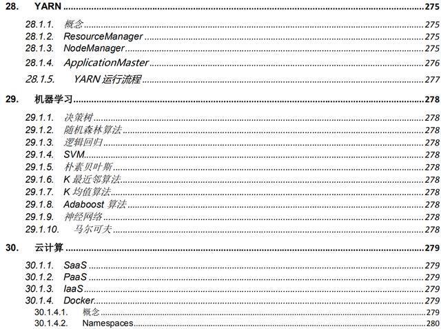 2020面试预备你也能收割Offer,Java程序员必会知识清单全在这份pdf文档里