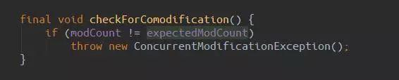 扫盲!ArrayList集合为什么不能使用foreach增删改?