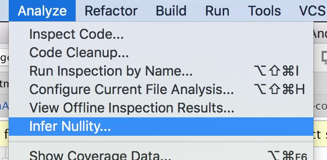 空指针静态代码检查工具Infer