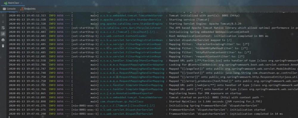 零基础学SpringBoot—HelloWorld