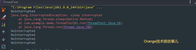 JDK源码那些事儿之浅析Thread下篇