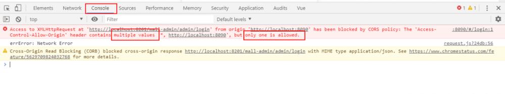 前后端分离项目,引入Spring Cloud Gateway遇到的一个问题!