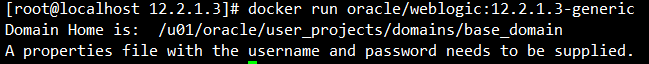 利用Docker手动构建WebLogic镜像的步骤