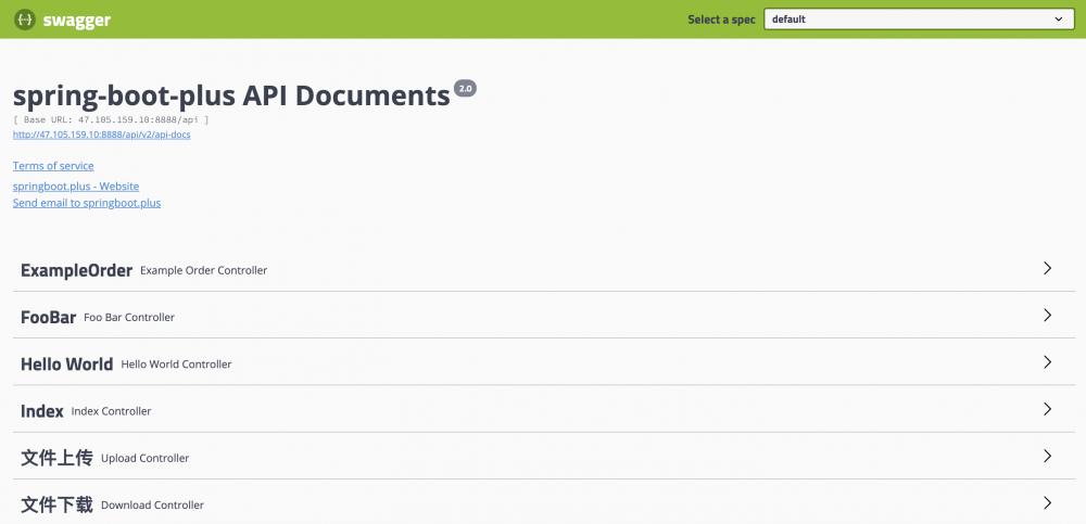 spring-boot-plus v2.0 发布了,让天下没有难写的代码