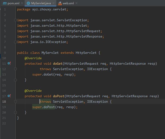 IDEA Community(社区版)+maven创建Java web项目并配置Tomcat全过程