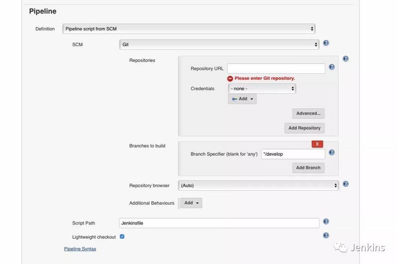 Jenkins 教程:使用 Ngrok 配置(SCM)Github 触发器和 Git 轮询