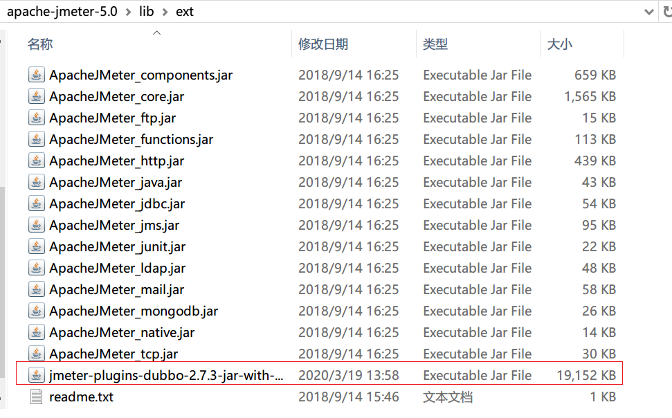 Dubbo 服务性能压测(with JMeter)