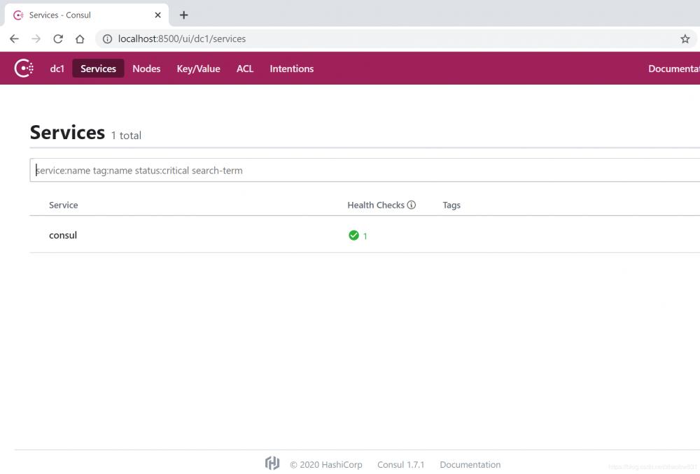 .NET微服务从0到1:服务注册与发现(Consul)