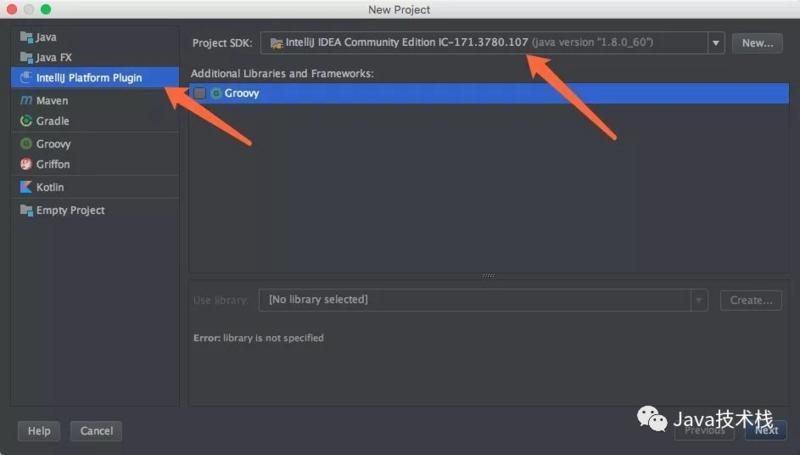 从 0 编写自己的第一款 IDEA 插件!