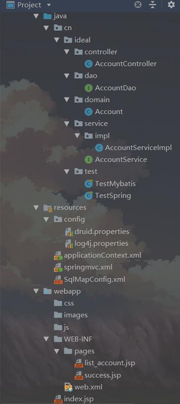 SSM 框架整合完整流程讲解(IDEA + Maven)