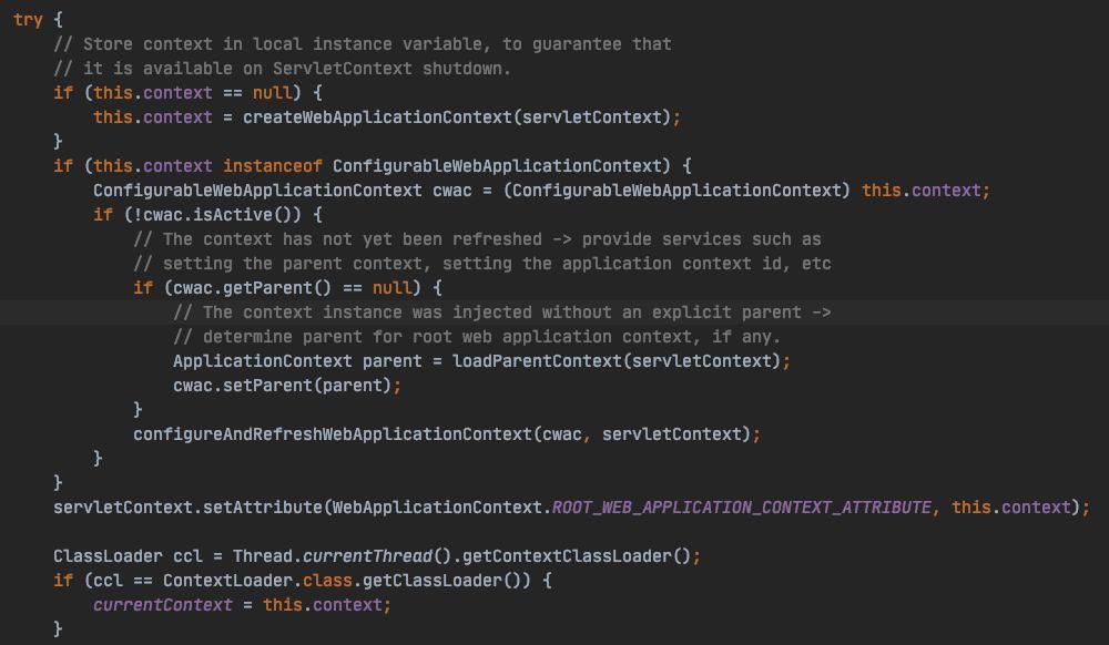 在使用 SpringMVC 时,Spring 容器是如何与 Servlet 容器进行交互的?