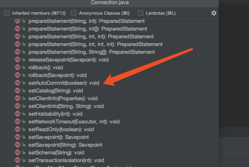 select for update不交由spring事务管理的正确姿势