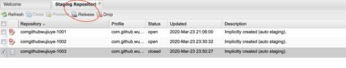 教你如何将开源项目发布到maven中央仓库