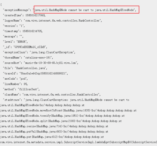 记录一次HashMap并发导致的线上事故