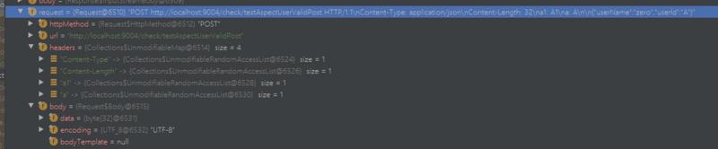Feign动态设置Header,地址和参数