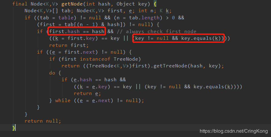 关于equals和hashCode,看这一篇真的就够了