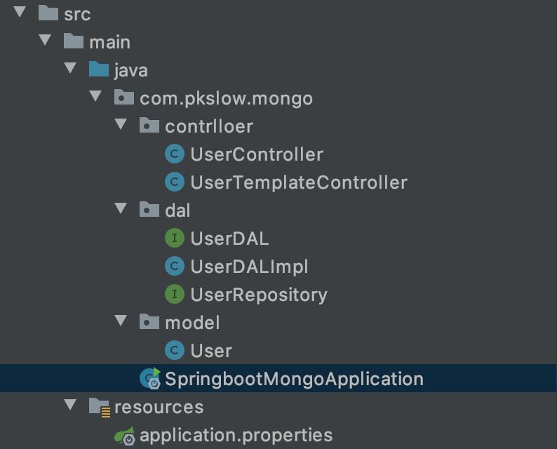 实例讲解Springboot整合MongoDB进行CRUD操作的两种方式