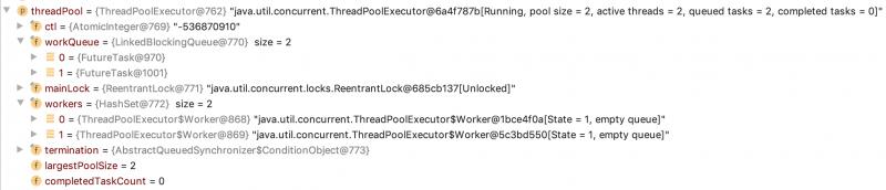 Java 普通线程池与 ForkJoinPool 的执行效果对比