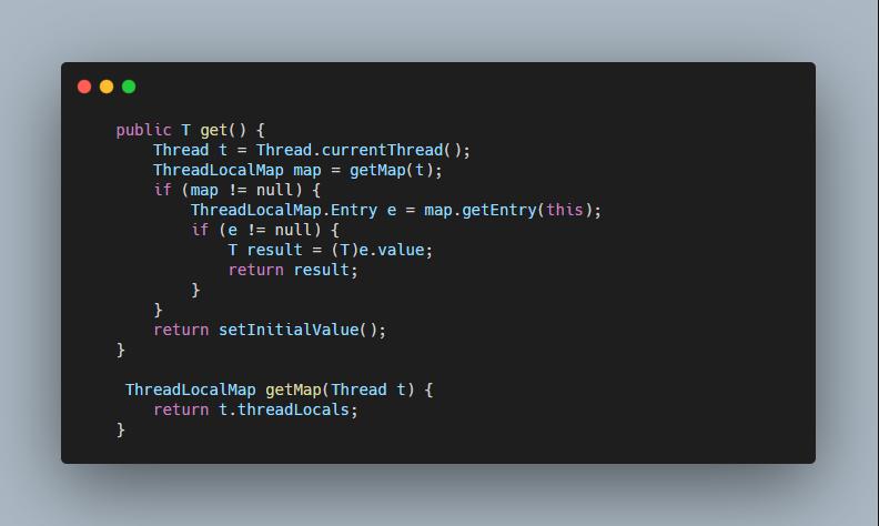 Java ThreadLocal 实现原理